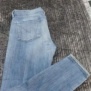 Citizen of Humanity Light blue jeans